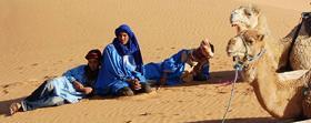 マラケシュ発サハラ砂漠探訪