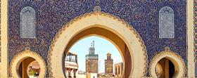 Marrakech/ Desert/ Fes
